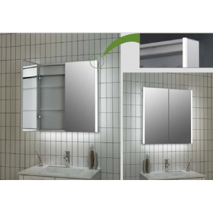 Amora 600 Cabinet with Shaver Point