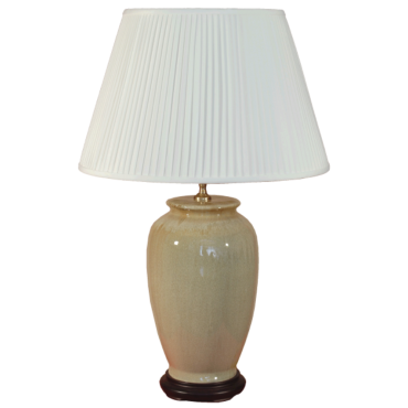 Complete Table Lamp - 133-3847 With Shade