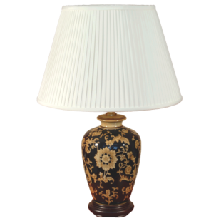 Complete Table Lamp - 365H With Shade
