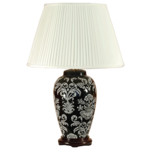 Complete Table Lamp - 6998 With Shade