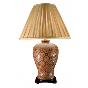 Complete Table Lamp - 7029 With Shade
