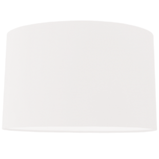 White Oval Card 10""