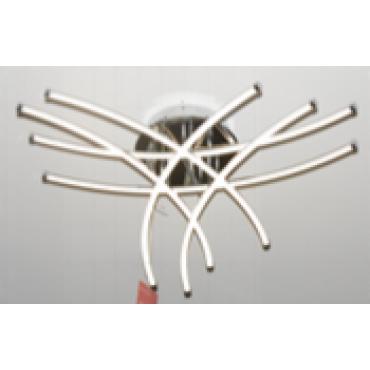 Floro 64 Flush LED Ceiling Fitting