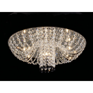 Carina Modern Crystal Strand Light