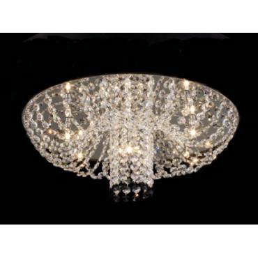 Carina Modern Crystal Strand Light