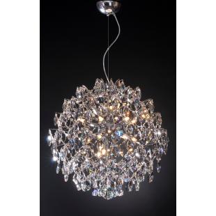 Pegasus 12 Light Modern Crystal Light