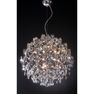Pegasus 18 Light Modern Crystal Light