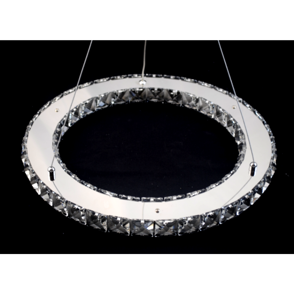 Volans 40 Modern Crystal Pendant Light