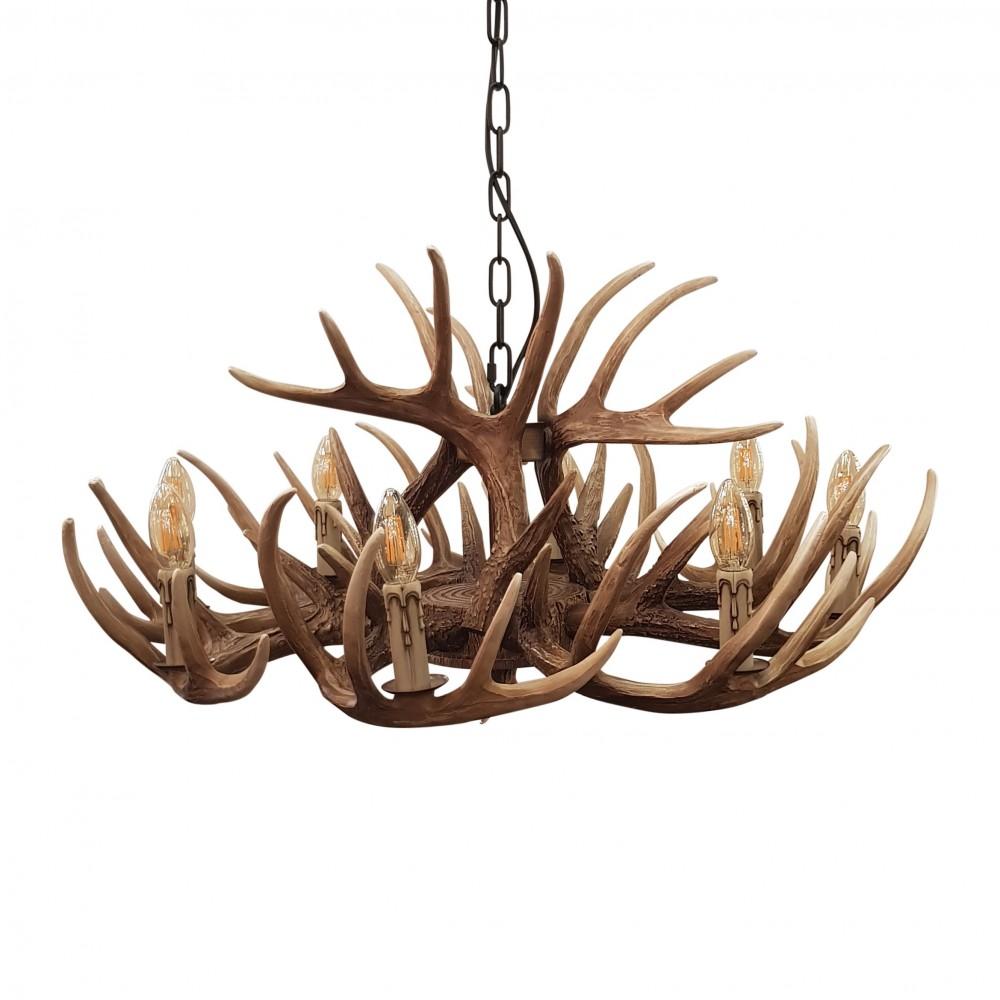 Deer 9 Light - Brown