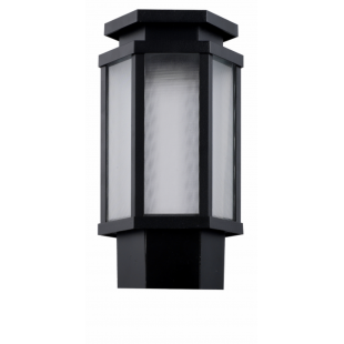 Breton Outdoor Bollard Light