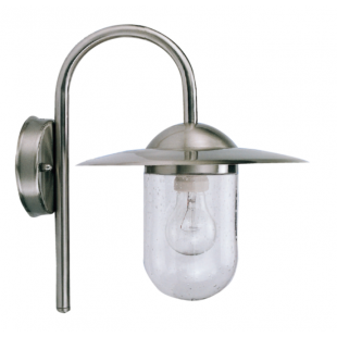 Edam Outdoor Light Stainless Steel