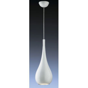 Maia 2 Pendent - White