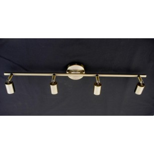 Austin 4 Light - Antique Brass