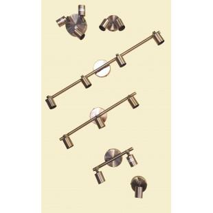 Austin 1 Light - Antique Brass
