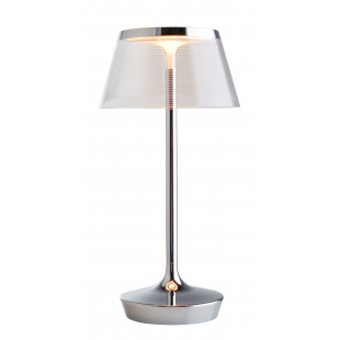 Casper Chrome LED Table Lamp