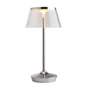 Soul Chrome LED Table Lamp